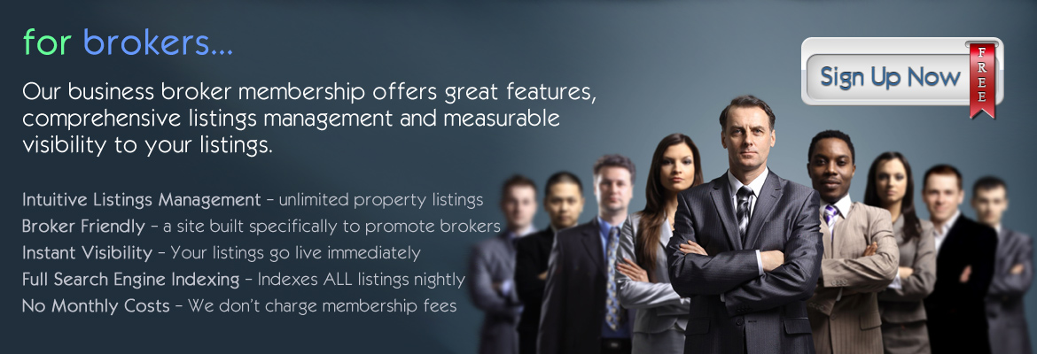 Business Brokers at BuyaBiz
